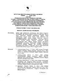 KMA No. 1 Tahun 2010 tentang Pengangkatan PPK ...