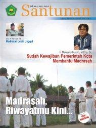 Majalah Santunan edisi Mei 2010 - Kementerian Agama Prov Aceh