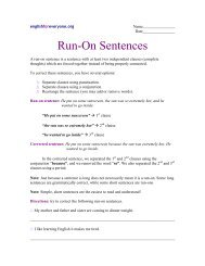 sentence fragment worksheets additionally Correcting Run on Sentences Worksheet Part 1   Education besides Correcting Fragments And Run Ons Worksheets Fragment Or On I Traits likewise grammar worksheets sentence fragments besides Is This Sentence A Run On Sentence Fragment Run On Worksheet furthermore grammar run on sentences worksheets furthermore fragments and run ons worksheets furthermore Grammar Run On Sentences Worksheets Rewrite Exercises Advanced likewise sentence fragment worksheets likewise Run On Sentence and Fragments   Sentence Structure Worksheets likewise Study Unit 4  Revised  Run On Sentences   ma Splices and Fragments besides Avoiding Sentence Fragments and Run on Sentences Worksheet for 4th besides plex Sentences Worksheet Grade  pound Worksheets Parallel besides Fragments And Run On Sentences Worksheet   Lobo Black as well Free Run On Sentence Worksheets Fragment And  ma Splice Correcting likewise 16 Best Images of Sentence Run Ons And Fragments Worksheet. on fragments and run ons worksheet