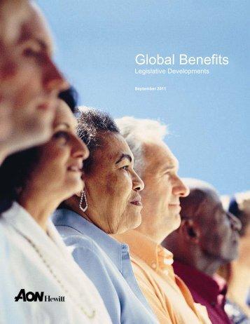 Global Benefits - Aon