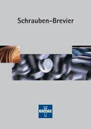 Schrauben-Brevier KAMAX - Akakraft