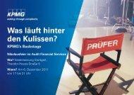Nikolausfeier im Audit Financial Services Wo? Niederlassung ...