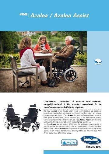 Azalea Assist_Brochure.pdf - Invacare