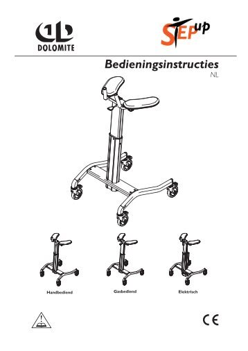 User Manual_Step-Up_NL.pdf - Invacare