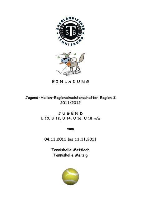 Jugend- Hallen-Regionalmeisterschaften 2011/2012