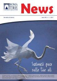 3/2012 - Servizio di hosting - Università degli Studi Roma Tre