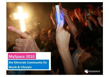 MySpace 2010