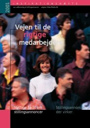 Download inspirationshæfte om stillingsannoncer (pdf)