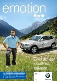 BMW niederlassung Berlin - heller & partner