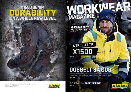 magazine - Blåkläder Workwear