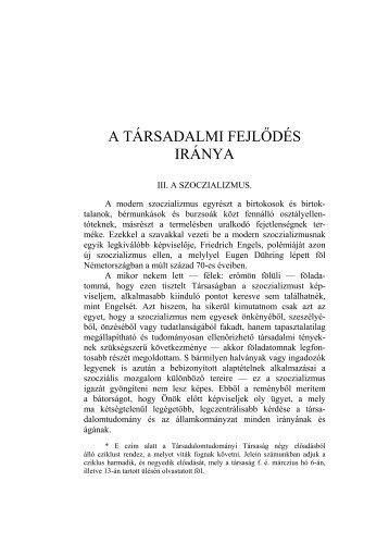 1904 04 Április - MTDA A Magyar Társadalomtudományok digitális ...