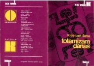 Klod Levi-Stros - Totemizam danas.pdf