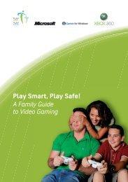 Play smart brochure (EU).indd - Xbox