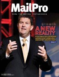 MailPro September/October 2011 - USPS.com® - About