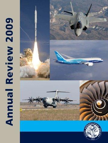 2009 Annual Review - Royal Aeronautical Society