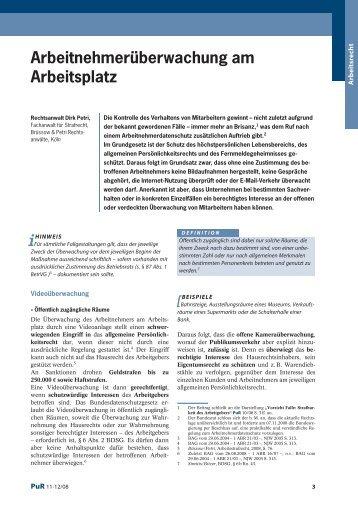 BEACHTEN SIE - Strafverteidiger Rainer Brüssow & Dirk Petri
