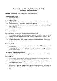 2013-02-13 Referat fra forældrerådsmøde.pdf - Dagtilbud-Aarhus