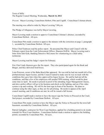 minutes of settlement and mutual release march 14, 2012