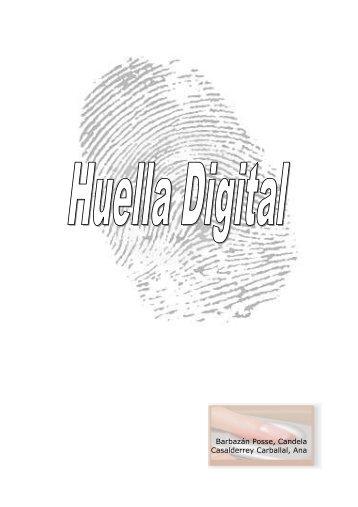 Huella Digital - sabia
