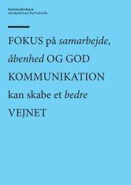 FOKUS på samarbejde, åbenhed OG GOD KOMMUNIKATION kan ...