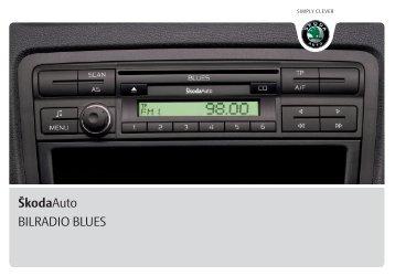 ŠkodaAuto BILRADIO BLUES - Media Portal - Škoda Auto