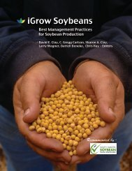 Soybean Scouting and Management Calendar (897 KB) - iGrow