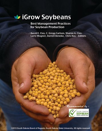 CHAPTER 46: Insuring Soybeans in South Dakota - iGrow