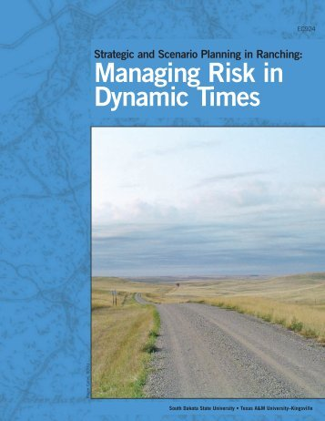 Managing Risk in Dynamic Times (4 MB) Download - iGrow