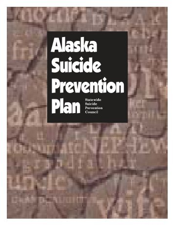 Statewide Suicide Prevention Council - Alaska Department of Health ...