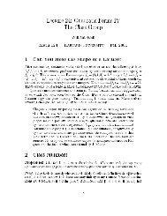 2 C l a ss N u mb er s Proposition 2.1. L et D < 0 be a ... - William Stein
