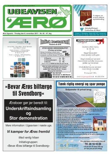 Uge 45-2011.pdf - ugeavisen ærø