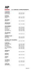 Pearson VUE Test Center Site List
