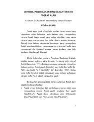 buku fosfat alam.pdf - Balai Penelitian Tanah - Departemen Pertanian