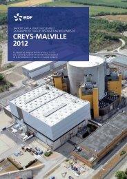 Rapport ex-TSN 2012 - Energie EDF