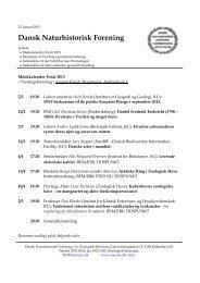 DNF Forår.2013.final.pub - Dansk Geologisk Forening