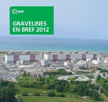 GRAVELINES EN BREF 2012 - Energie EDF