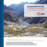 Plaquette Var Roya - Energie EDF