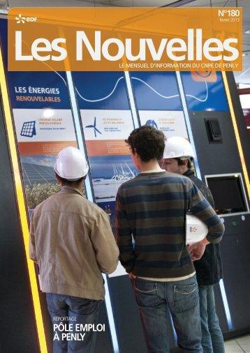 """""""Les Nouvelles"""" n°180 - février 2013 (PDF 889Kb) - Energie EDF"""