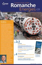 Romanche Energies n°13 - Avril 2013 (PDF 3148 Ko) - EdF