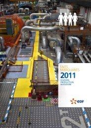 Faits marquants 2011 - Energie EDF