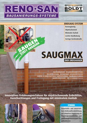 SAUGMAX - BOLDT & Co. OHG