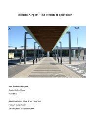 Billund Airport – En verden af oplevelser - PURE