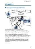 Avanceret CK-7W-bilsæt Brugervejledning ... - Nokia - Page 5