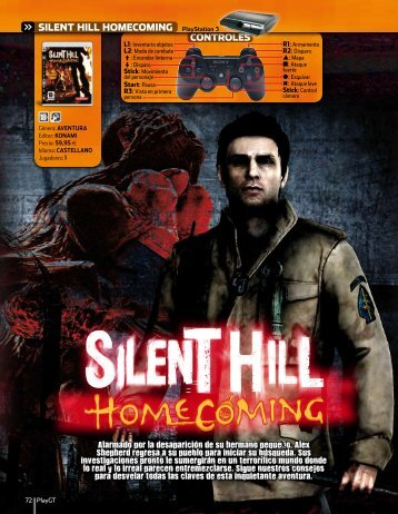 Silent Hill Homecoming.pdf - Webgarden