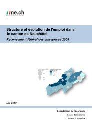 Rapport complet - Canton de Neuchâtel