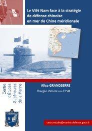 Le Viêt Nam face à la stratégie de défense chinoise.pdf - CESM ...