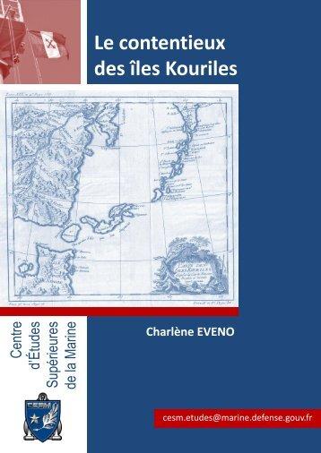 Les îles Kouriles - CESM