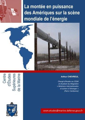 La montée en puissance des Amériques.pdf - CESM