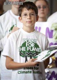 Was geschieht, wenn wir Bäume pflanzen - Plant-for-the-Planet