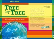 Tree by Tree - Plant-for-the-Planet
